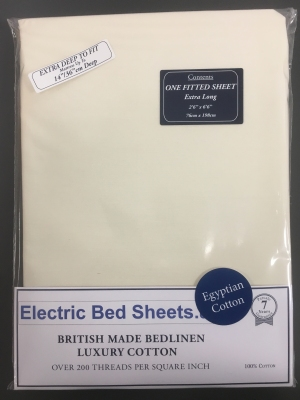 Eqyptian Cotton Fitted Sheets & Pillow Cases