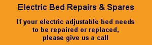 Electric Bed Repairs & Spares